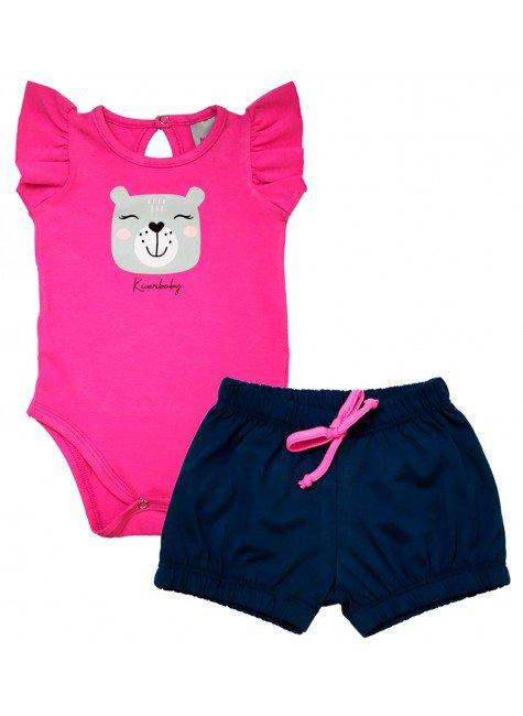 KW001 Pink e Marinho